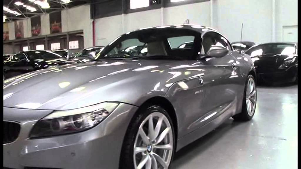 bmw z4 e89 sdrive 23i grey 2009 sn1010076 youtube. Black Bedroom Furniture Sets. Home Design Ideas