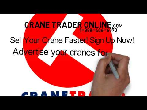Cranes For Sale, Used Cranes For Sale, Industrial Cranes For Sale, Mobile Cranes For Sale