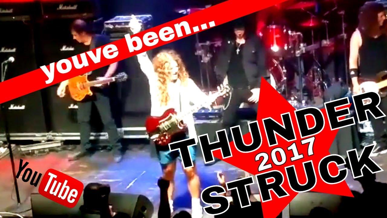 AC/DC Tribute Band: THUNDERSTRUCK! - YouTube