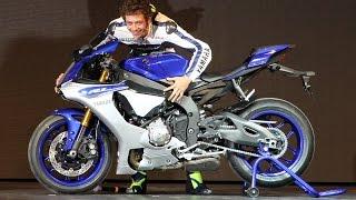Yamaha YZF-R1 2015 : 200 ch, 199 kg et un ABS semi intégral !