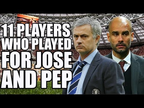 11 Footballers Who Played For Mourinho AND Guardiola: Which Manager Did They Perform Best Under?