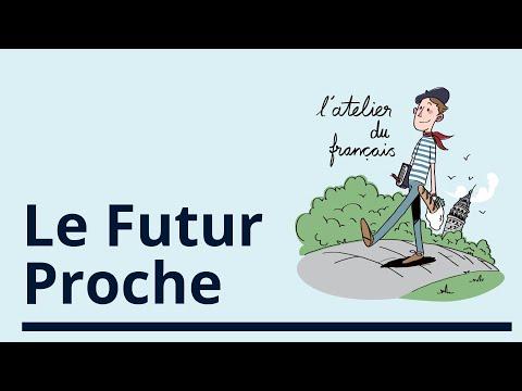 Le futur proche