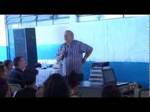 Palestra prof. Pier em Iguape