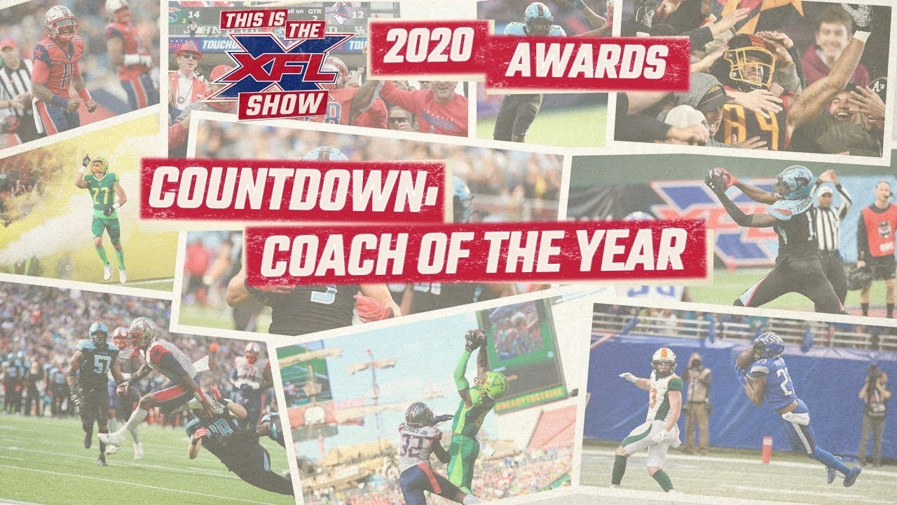 This is the XFL Show | Episode 126: Countdown - Coach of the Year