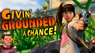 Giving Games a Chance LIVE: Grounded!