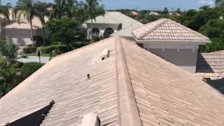 Soft wash Chemical Roof Cleaning