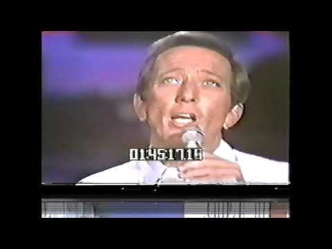 "ANDY WILLIAMS ""WHAT NOW MY LOVE""  1970"