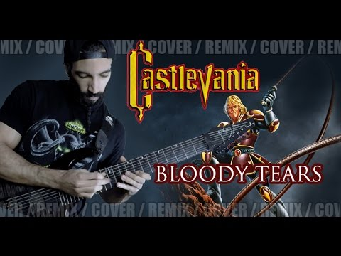Castlevania - Bloody Tears | METAL REMIX