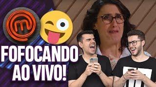 LIVE: O QUE VOCÊ NÃO VIU NO MASTERCHEF DESSA SEMANA! | Virou Festa| Virou Festa
