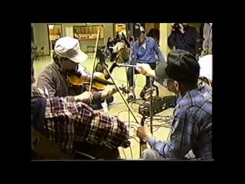 Jam Session and Dance at Wien, Missouri  (clip #17) Pete McMahan & Charlie Walden - Miller