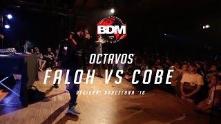 FALOH vs COBE / OCTAVOS BDM BARCELONA 2016 Resimi
