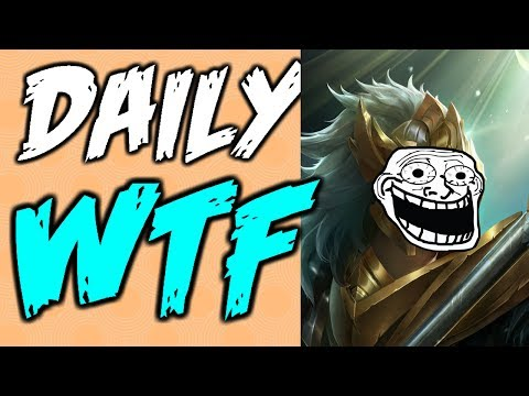 Mobile Legends Daily WTF