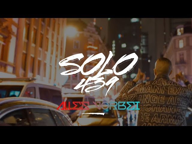 Solo439 Alles Vorbei Songtext Lyrics