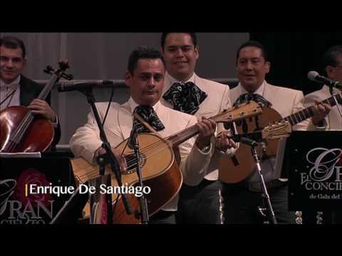 Mariachi Vargas - El Gran Concierto Interviews - Enrique de Santiago