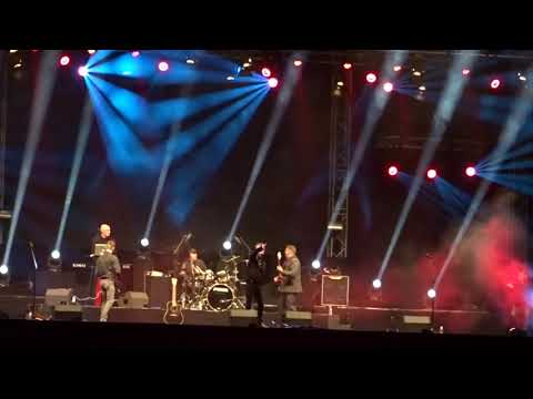 Owen Paul & XSM - Love Song live at the Blauwe As Festival, Assen 2017