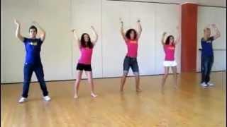 Taniec Waka Waka ; )