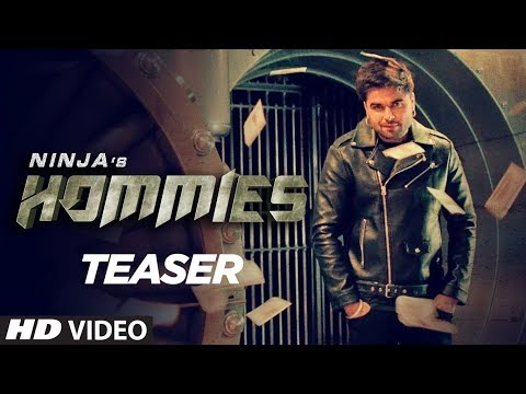 Song Teaser ► Hommies: Ninja | Releasing Soon | New Punjabi Song 2019