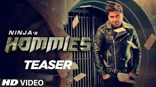 Song Teaser Hommies Ninja Releasing Soon New Punjabi Song 2019
