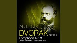 """Sinfonie Nr. 9: """"Aus der Neuen Welt"""", op. 95 E-Moll - Adagio - Allegro con fuoco"""