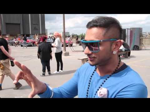 HIGH HEELS BEHIND THE SCENES JAZ DHAMI FT YO YO HONEY SINGH (www.maddyshaddy)