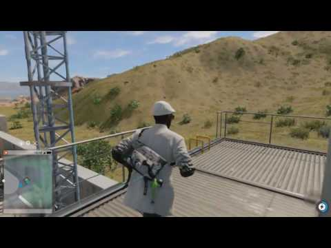 Watchdogs 2 data keys silicon valley area