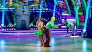 Pasha Kovalev & Chelsee Healey - Jive (dance only)
