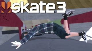 Skate 3: Tricks to Treats [PS3 Gameplay, Commentary]