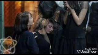 Tangisan Para Member JKT48 Atas Kematian Inao Jiro (GM JKT48)