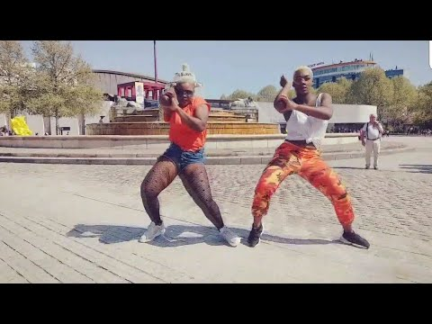 MISHAA feat ZOTA African Girls Powers Dance Vidéo
