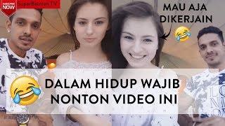 Download lagu Ngerjain Model Bule Bicara Bahasa Indonesia I Video Lucu I Humor I Komedi II Video Lucu Bikin Ngakak