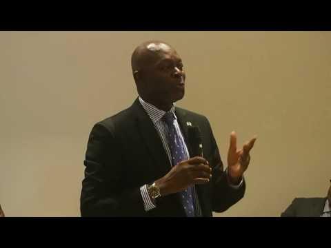 National President of NES, Prof. Lawrence Ezemonye FNES