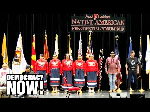 2020 Candidates Address Historical Trauma, Missing Indigenous Women & More at Native American Forum