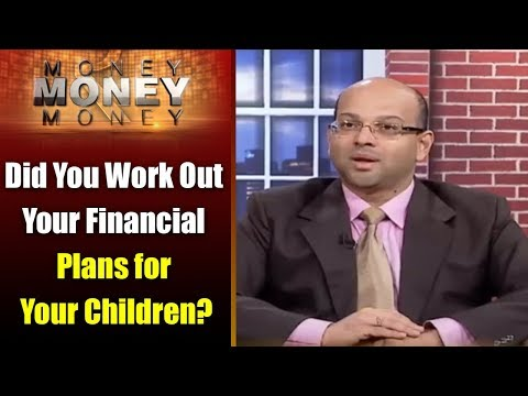 Did You Work Out Your Financial Plans for Your Children? | Children's Day Special | CNBC TV18