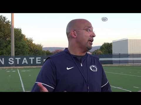 Wednesday Media: James Franklin (Iowa)