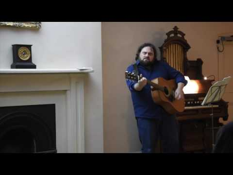 Chris T-T live at The Workhouse, 'Knock it Down Tomorrow'
