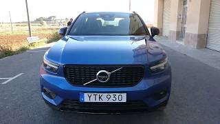 Volvo XC40 First Drive