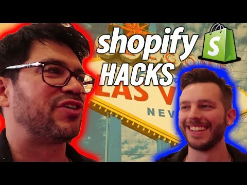 Crazy Vegas & Shopify Hacks w/ Adrian Morrison