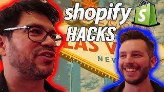 Crazy Vegas  Shopify Hacks w Adrian Morrison