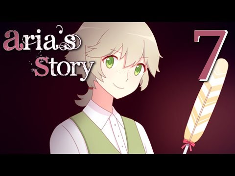 Aria's Story - The Final Chapter ( ALL ENDINGS ) Manly Let's Play [ 7 ]