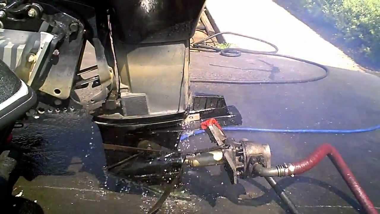 Dyno Test Efi 200 Hp Mercury Outboard Youtube