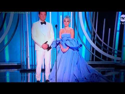 Lady Gaga & Bradley Cooper - abertura da premiação do Golden Globes 2019