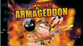 How to download worms armageddon+Gameplay