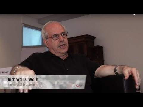 Richard D. Wolff - What is Politics? What are Conservatives, Liberals, Socialists and Communists?