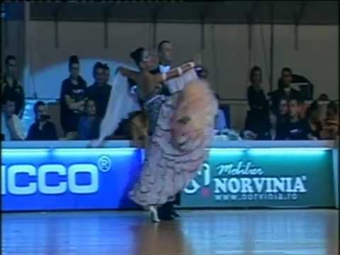 Transylvanian Grand Prix 2011 IDSF International Open Standard - official video