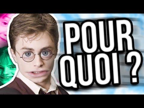 POURQUOI DANS HARRY POTTER 1 ?