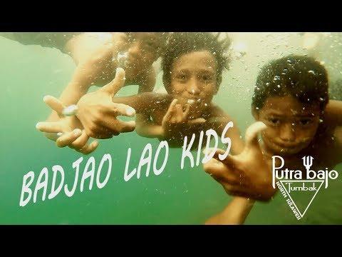 Badjao Lao Kids - Tumbak Lifestyle - Ep. 8 - NORTH SULAWESI ISLAND - DISCOVER INDONESIA