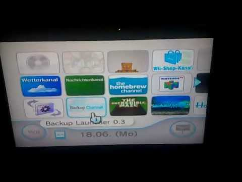 running wii backup discs on firmware 4 3e with the backup channel rh youtube com Wii Backup Manager 3.0 Wii Backup Manager