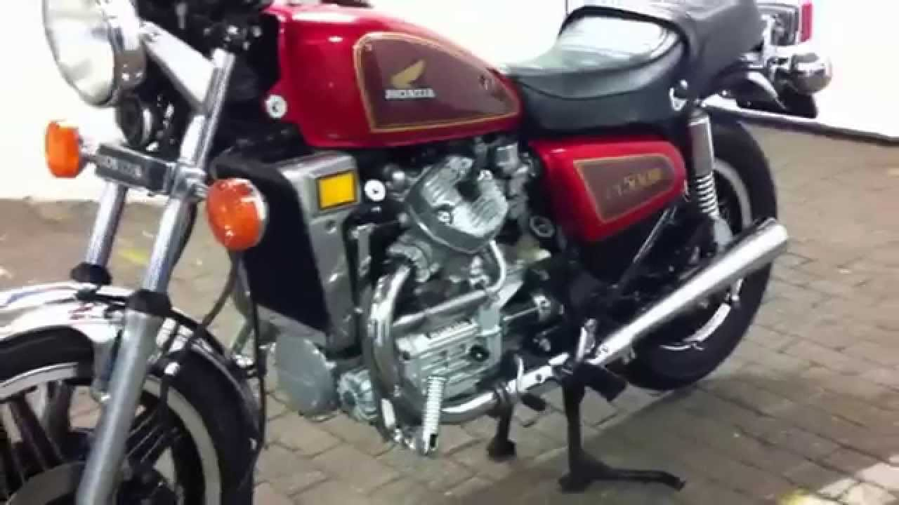 honda cx 500 c youtube. Black Bedroom Furniture Sets. Home Design Ideas