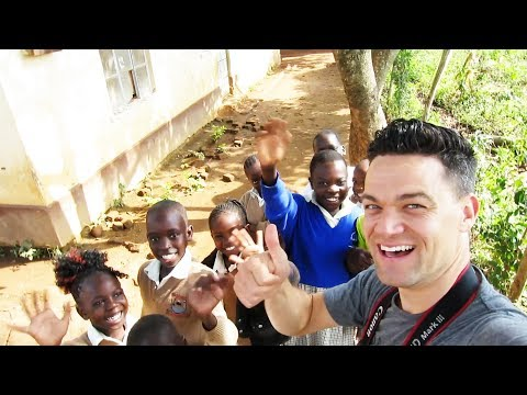 5 Days in Kenya: 9 Flights Later