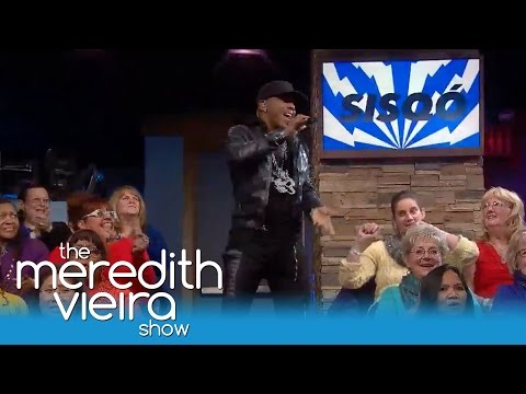 Sisqó Surprises The Audience! | The Meredith Vieira Show